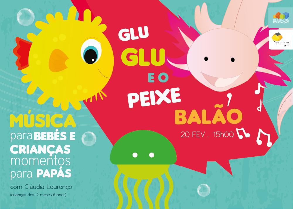 Glu Glu e o Peixe Balão