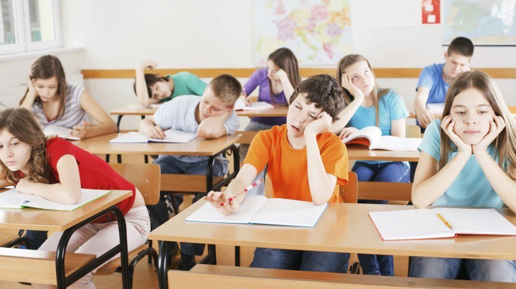 Quando a escola é uma seca – Artigo Diário Notícias