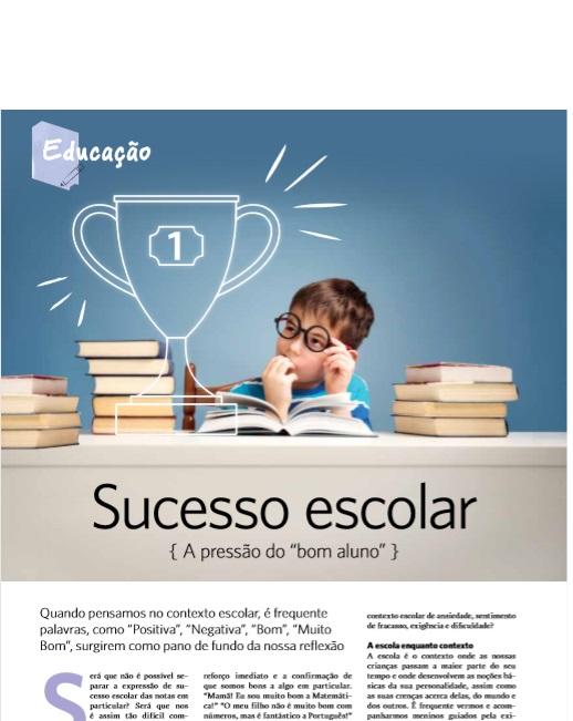 """Sucesso escolar – A pressão do """"bom aluno"""" – Markteer Kids"""