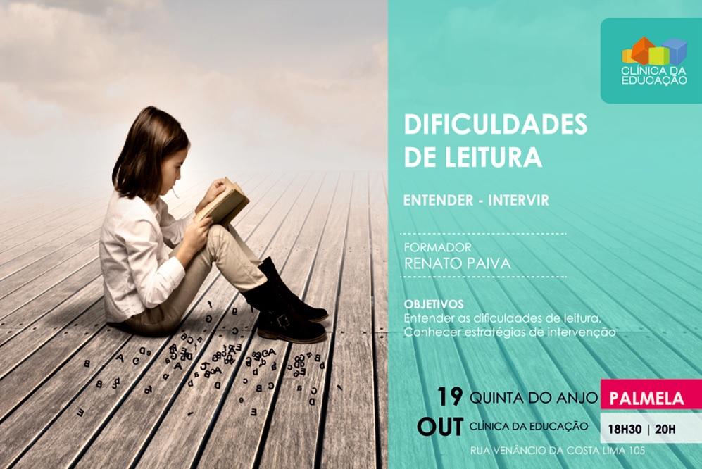 Dificuldades de Leitura – 19 Outubro