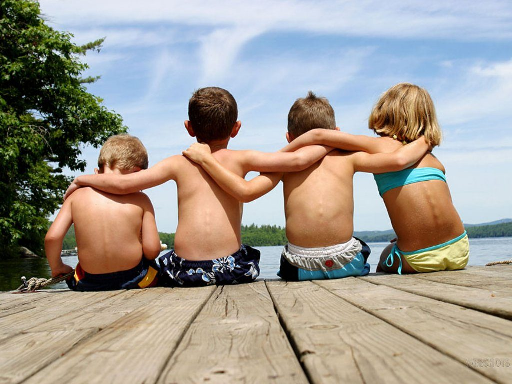 Primeiras amizades – Como apoiar os filhos