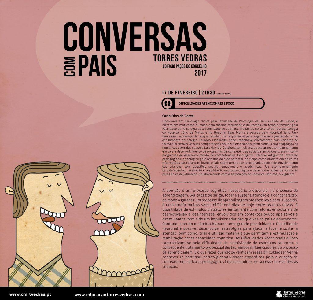 Conversas com Pais em Torres Vedras