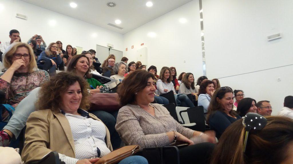 Momentos de aprendizagem para Pais alunos e professores a aprender em Vila Nova da Baquinha