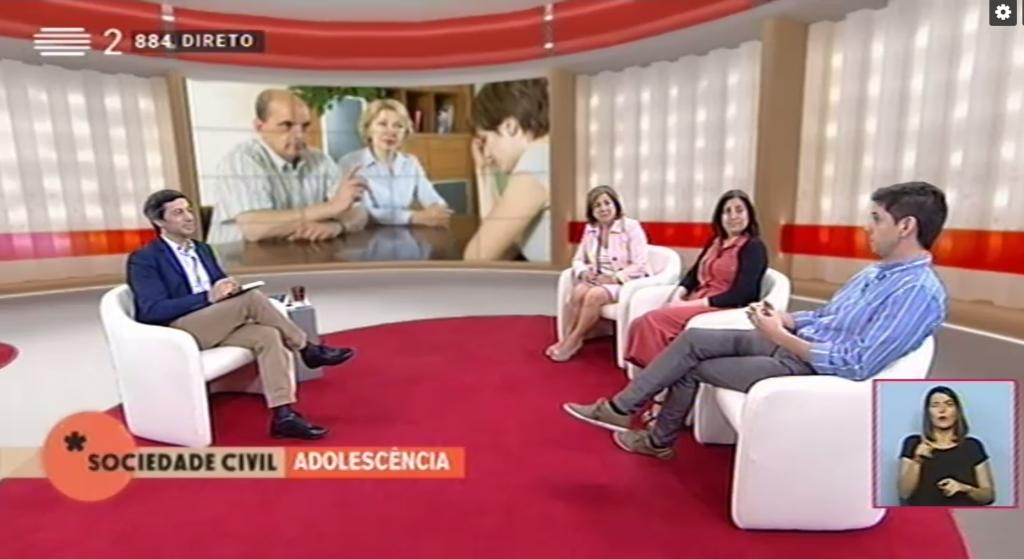 "Renato Paiva no ""No Sociedade Civil"""