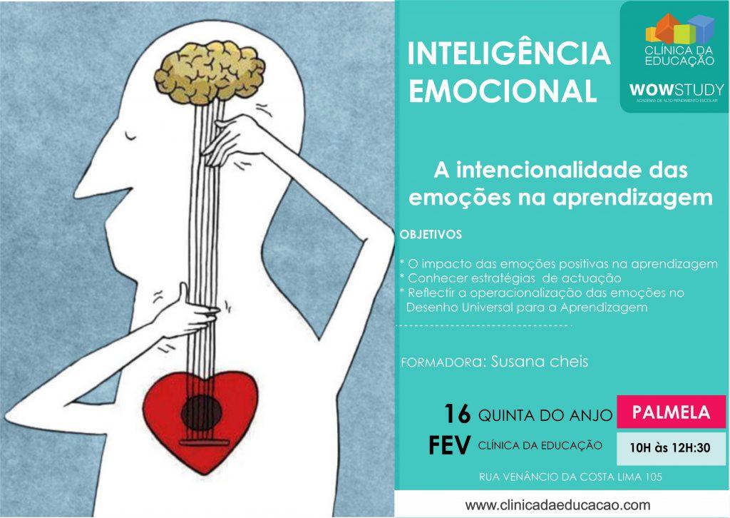 Inteligencia emocional: a intencionalidade das emoções na aprendizagem