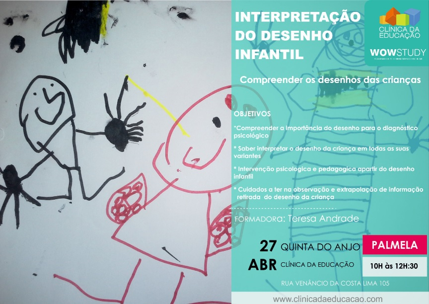 Interpretação do desenho infantil